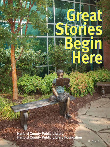 Great Stories Start Here: Annual Report 2012