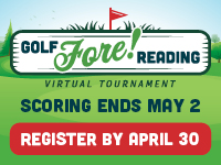 Golf Fore Reading