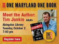 One Maryland One Book