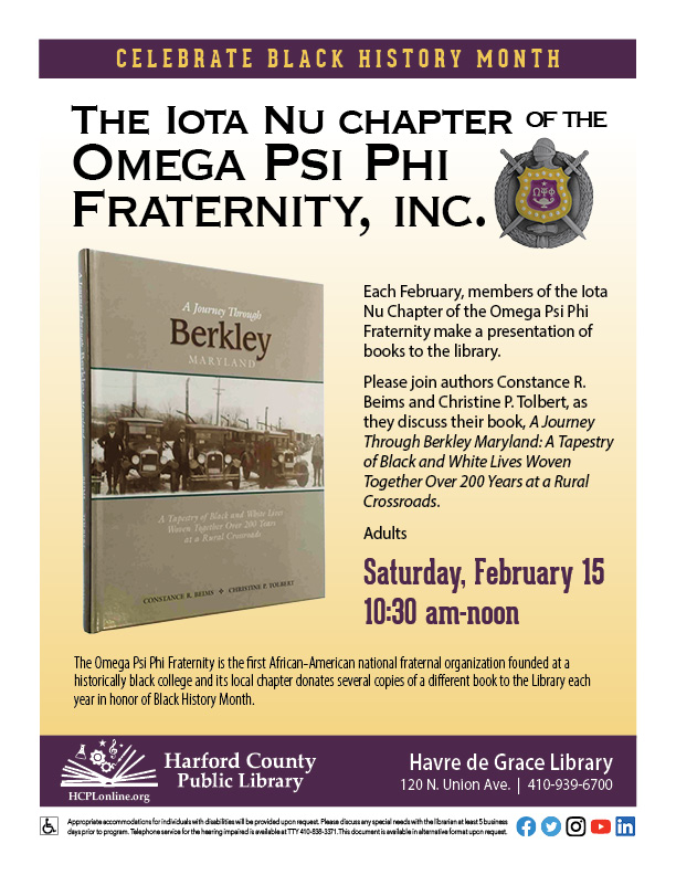 Omega Psi Phi Book Dedication