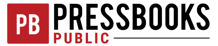 Pressbooks Public Book Design Platorm