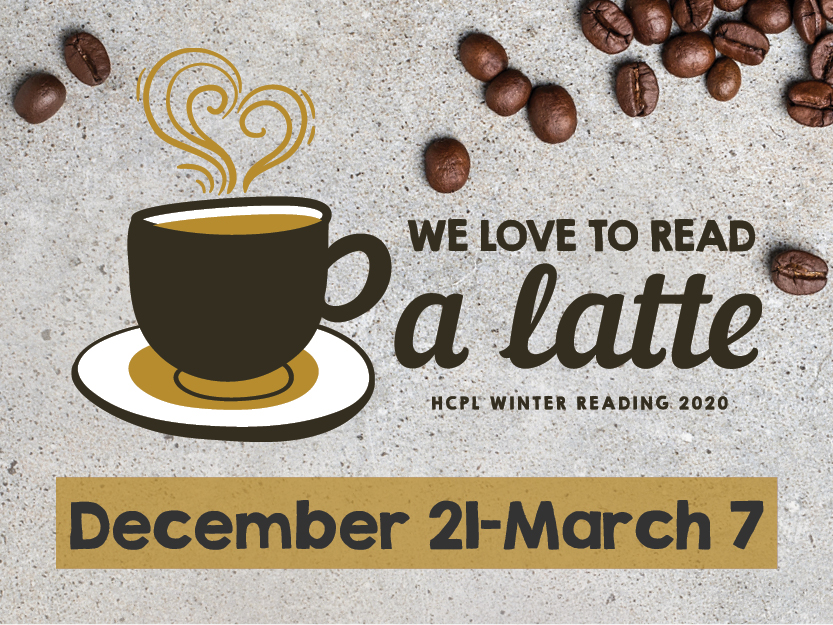 Winter Reading 2019 - We Love to Read a Latte