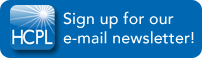 Sign up for our E-mail Newsletter!