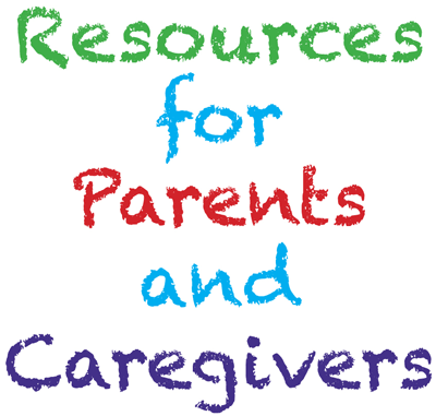 Resources for Parents and Caregivers logo