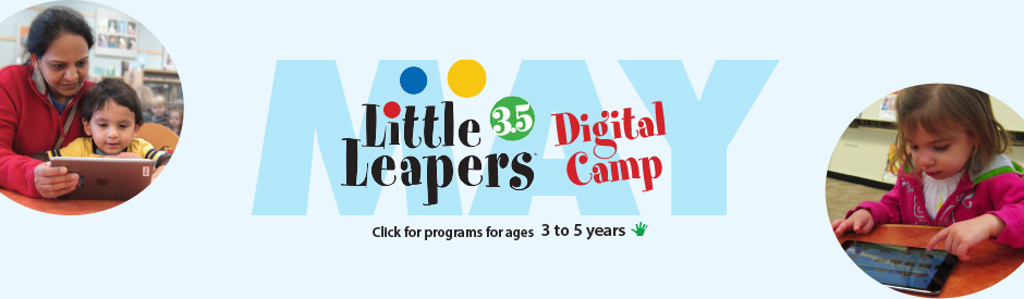 Digital Camp May 15